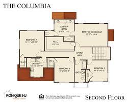 the estates at tinton falls nj new custom homes in tinton falls columbia site 2 floor