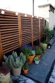 Backyard Screening Ideas Astounding Garden Wall Screening Ideas 72 For New Trends With