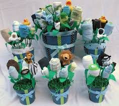 cheap baby shower decorations awesome looked in grey pot with additional animals replica