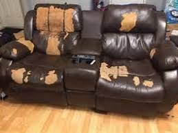 How To Patch Leather Sofa Request A Free Leather Repair Estimate From Creative Colors