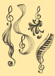 treble clef designs by nynjakat on deviantart