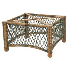 Patio Table Bases Outdoor Table Bases Wrought Iron Aluminum And Wicker Table Bases