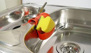 remove rust from sink how to remove rust from stainless steel sink pressure and steam