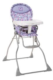 Graco High Chair 4 In 1 Cosco Slim Fold High Chair Marissa Shop Your Way Online