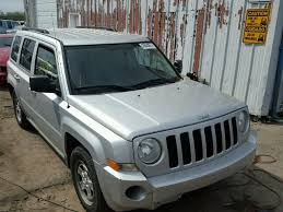 2010 jeep patriot price 1j4nf2gb4ad584754 2010 jeep patriot sp 2 4 auction price history