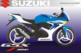 martini livery motorcycle suzuki gsx150f