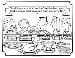 what s in the bible deuteronomy 12 7 thanksgiving coloring page