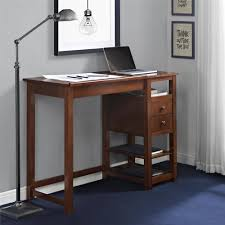 Drafting Table And Desk Dorel Home Drafting And Craft Desk Espresso Walmart