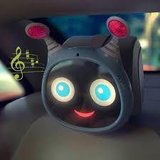 baby car mirror with light oly ben bat usa