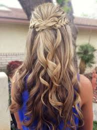 prom hair half up half updo prom hairstyles black hair collection