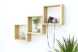 Floating Box Shelves by Wall Box Shelves Floating Square Black Floating Wall Shelf