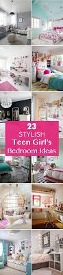 Top  Best Teen Bedroom Ideas On Pinterest Dream Teen Bedrooms - Bedroom ideas for teenager
