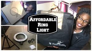 best led ring light best led ring light for youtube youtube