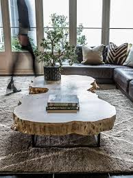 trunk coffee table set tree trunk coffee table image the latest information home gallery