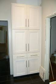 kitchen pantry cabinet freestanding built in pantry cabinet full size of small wall pantry ideas on