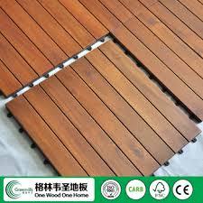 guangzhou factory acacia wood deck tiles cheap buy wood deck