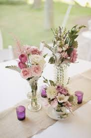 Vintage Centerpieces A Delightful Day A Historic Spring Haven Hendersonville