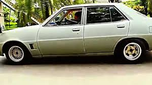 mitsubishi indonesia 2016 galant sigma σ 78 retro galant indonesia youtube