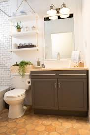 Over The Toilet Bathroom Storage by Best 25 Shelves Above Toilet Ideas On Pinterest Half Bathroom