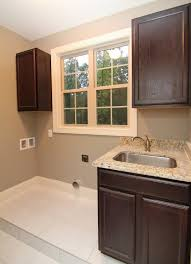 Laundry Bench Height Laundry Rooms New Home Laundry Room Design Ideas U2013 Stanton Homes