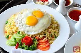 cara membuat nasi goreng untuk satu porsi variasi resep membuat nasi goreng jaminan enak