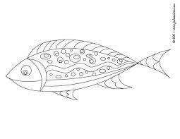 coloriages coloriage poisson d u0027avril gratuit à imprimer fr