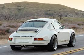 porsche old 911 singer 911 in classic white 6speedonline porsche forum and