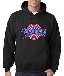space jam sweater amazon com way 487 hoodie tune squad space jam basketball