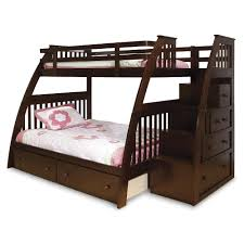 Canwood Bunk Bed Home Design Canwood Ridgeline Bunk Bed With Built