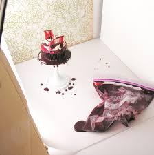 creepy broken glass cupcakes easybaked