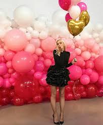 Pink Balloon Decoration Ideas Best 25 Balloon Wall Ideas On Pinterest Balloon Wall
