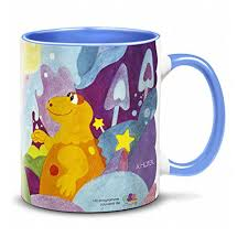 amazon cuisine enfant tasse céramique my mug l île friandise collector l île aux