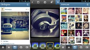 instagram for android instagram for android finally lands in the play store