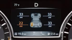 nissan altima tire pressure sensor features