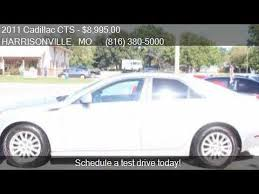 cadillac cts for sale 5000 2011 cadillac cts 3 0l 4dr sedan for sale in harrisonville