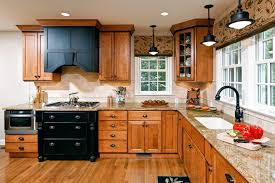 Hardware Kitchen Cabinets Golden Oak Cabinets Kitchen Traditional With Black Cabinet