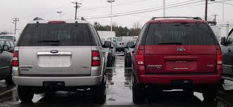 Ford Explorer Lifted - file 2005 and 2006 ford explorer rear jpg wikimedia commons