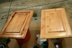 how to use gel stain on cabinets how to glaze cabinets with gel stain adventures of a diy