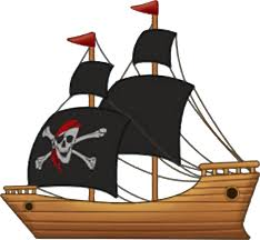 free stock photo of pirate ship vector clipart public domain