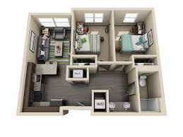 2 room flat floor plan room types uk housing
