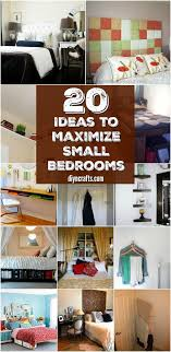 Space Saving Designs For Small Bedrooms 20 Space Saving Ideas And Organizing Projects To Maximize Your