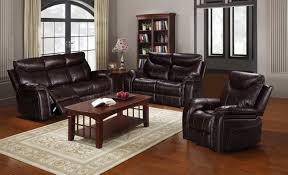 Recliner Sofa Suite Buy Longford Leather 3 1 1 Recliner Sofa Suite Cfs Uk