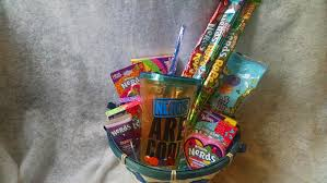 nerds candy gift basket on storenvy