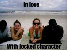 Interracial Dating Meme - locked buy with membership