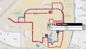 fau boca map shuttle times fau parking transportation services