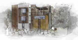 Esherick House Floor Plan by Esherick House Plan Elevation Home Photo Style