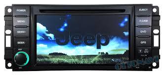 jeep wrangler navigation system jeep wrangler 2007 2011 oem fitment multimedia navigation system