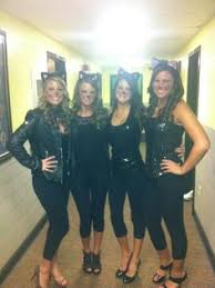 Womens Cat Costumes Halloween Vintage Black Cat Costume Cat Costumes Black Cat