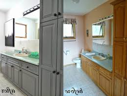 kitchen cabinet stains glass door with oak cabinet based lavatory