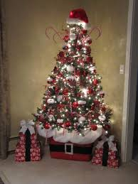 Christmas Tree Decorating Ideas Pictures 2011 Sew Many Ways Santa Claus Tree